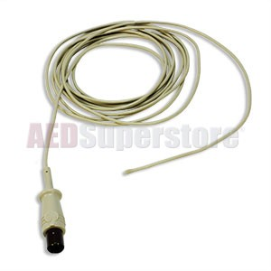 Probe Temperature Skin Surface 10ft Reusable for Philips HeartStart MRx Monitor/Defibrillators
