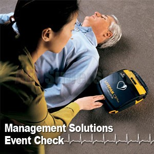 Physio-Control EventCheck Management Solutions CR-Plus/EXPRESS