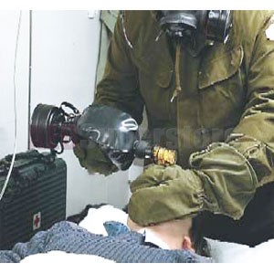 AMBU® Military Mark III - RDIC Resuscitator