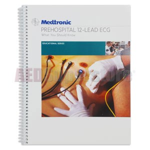 "LIFEPAK 12/15 Training Booklet: ""Prehospital 12-lead ECG: What You Should Know"""