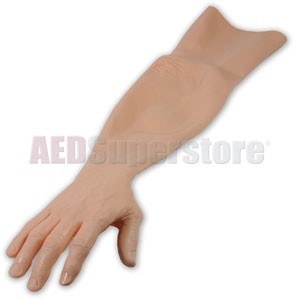 Laerdal Replacement Arm Skin and Vein System for Male Multi-Venous IV Arms