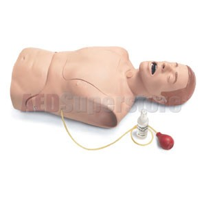 Laerdal Trainer NG Tube and Trach Care Simulator