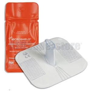 CPR Microshield by Microtek Medical