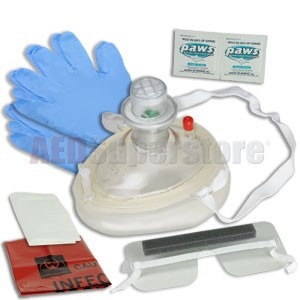 CPR Microkit by Microtek Medical