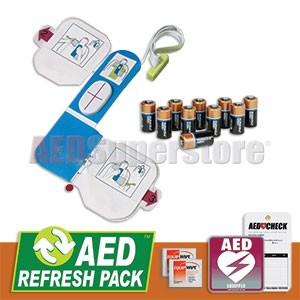 ZOLL AED Plus AED Refresh Pack