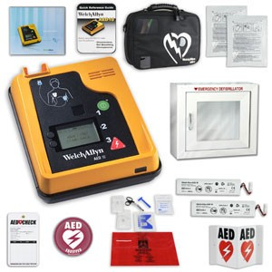 Welch Allyn AED 10 Small Business Value Package