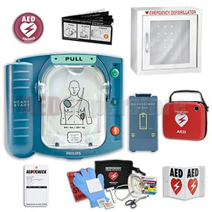 Philips HeartStart OnSite AED Affiliate Guard Package