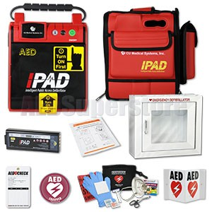 CU Medical i-PAD AED Small Business Value Package