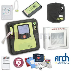 ZOLL AED PRO Complete Value Package