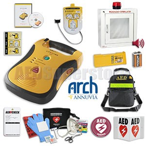 Defibtech Lifeline AED Complete Value Package