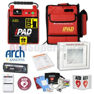 CU Medical i-PAD AED Corporate Value Package