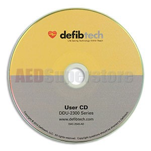 Customer Documentation CD for Defibtech Lifeline VIEW/ECG/PRO AED