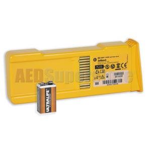 Defibtech Lifeline™ or Lifeline AUTO AED Standard Battery Pack