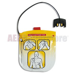 Adult Electrodes for Defibtech Lifeline VIEW/ECG/PRO AED