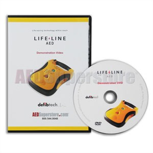 "Defibtech Lifeline™ AED ""Unit Overview"" Video"
