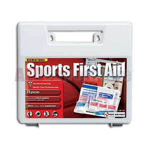 FAO 71 Piece Sports Kit w/Large Plastic Case