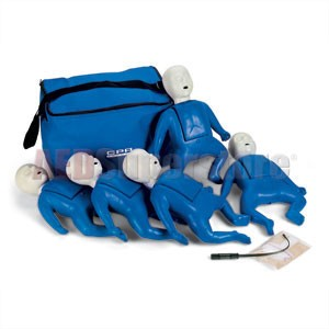 CPR Prompt® Infant 5-Pack BLUE