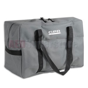 CPR Prompt® (Gray) Small Nylon Manikin Carry Bag