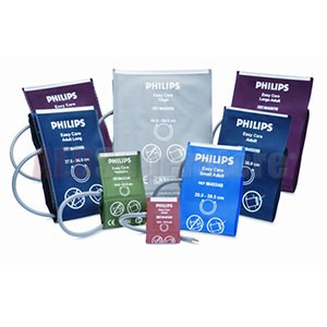 Cuff Antimicrobial Reusable for Philips HeartStart MRx/XL+ Monitor/Defibrillators