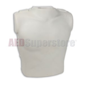 Prestan Torso Assembly with Monitor for the Professional Adult Light Skin Manikin