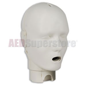Prestan Head Assembly for the Professional Adult Manikin