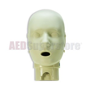 Head Assembly for the Prestan Professional Child Light Skin Manikin