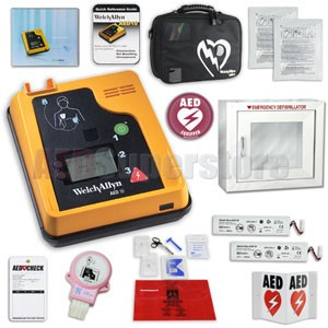 Welch Allyn AED 10 School & Community Value Package