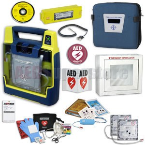 Cardiac Science Powerheart G3 AED School & Community Value Package