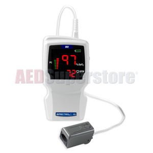 SPECTRO2 10 Pulse Oximeter Hand-Held w/Spot Check by BCI Smiths Medical