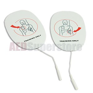 Adult Training Pads for the AED Practi-Trainer