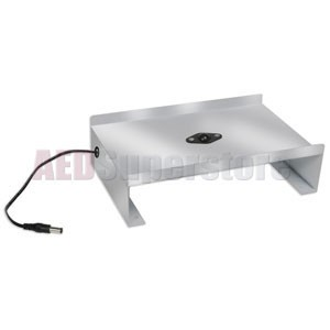 Alarm Pressure Switch Riser Bracket for Stainless Steel AED Cabinet (Surface Mount)