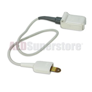SpO2 LNCS Sensor to LNOP Adapter Cable for ZOLL E, M & R Series Defibrillators