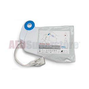 OneStep Basic Resuscitation Electrode for ZOLL M, R, & X Series Defibrillators