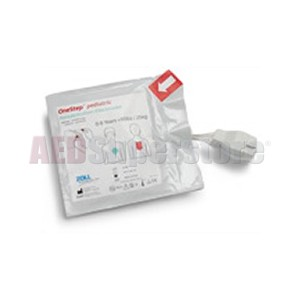 OneStep Pediatric Resuscitation Electrode for ZOLL E, M, R, & X Series Defibrillators