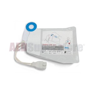 OneStep CPR AA Electrode for ZOLL M, R, & X Series Defibrillators