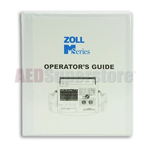 Operator's Manual, English for ZOLL M Series Defibrillators