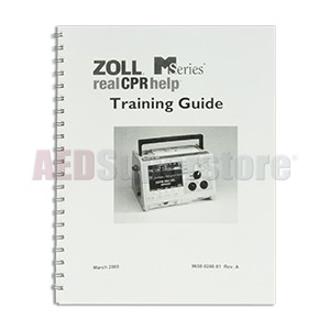 CPR Train the Trainer Manual for ZOLL M Series Defibrillators