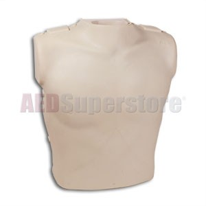 Prestan Torso Assembly with Monitor for the Professional Adult Medium Skin Manikin