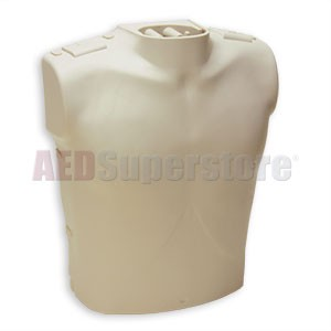 Torso Assembly without Monitor for the Prestan Professional Child Medium Skin Manikin
