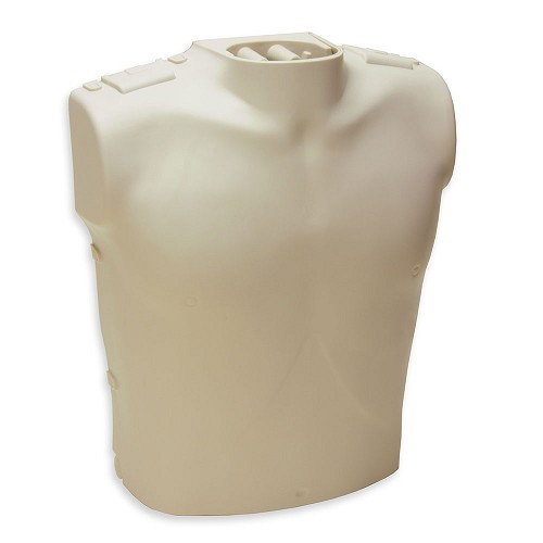 Torso Assembly with Monitor for the Prestan Professional Child Medium Skin Manikin