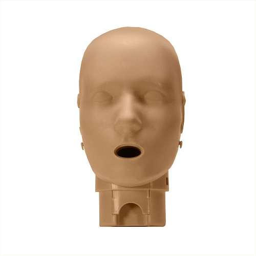 Head Assembly for the Prestan Professional Child Dark Skin Manikin