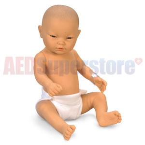 Newborn Baby Doll - Asian Baby Girl by Nasco