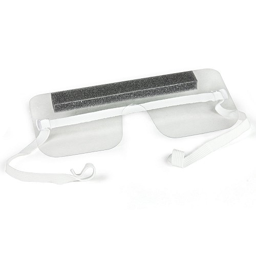 Eye Splash Guard by Microtek Medical
