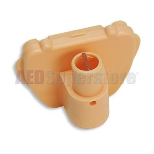 One-Way Valve for the Practi-MAN Adult/Child CPR Training Manikin by WNL Safety Products