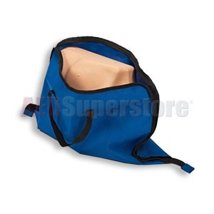 Carry Case for the Single Practi-MAN Adult/Child CPR Training Manikin by WNL Safety Products