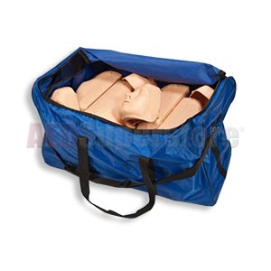 Carry Case for the Practi-MAN® Adult/Child CPR Training Manikin 4-Pack by WNL Products