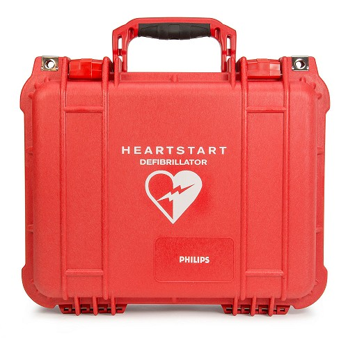 Philips Hard-Sided Watertight Carry Case (YC)