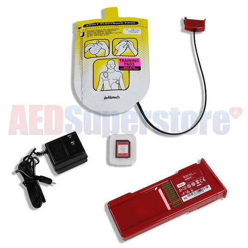 Defibtech Training Package (w/Electrodes)