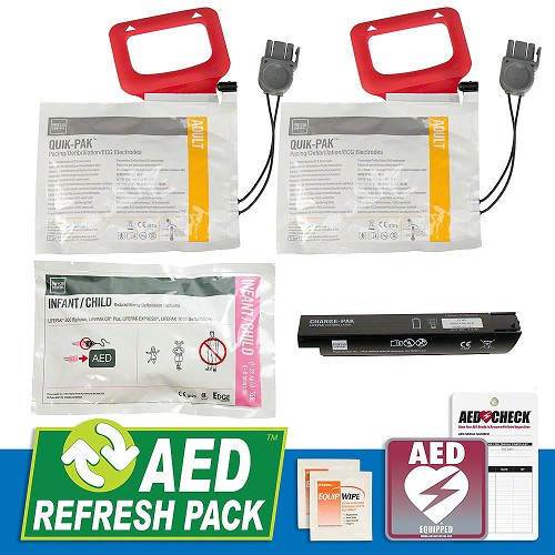 Physio-Control LIFEPAK CR Plus/EXPRESS AED Refresh Pack