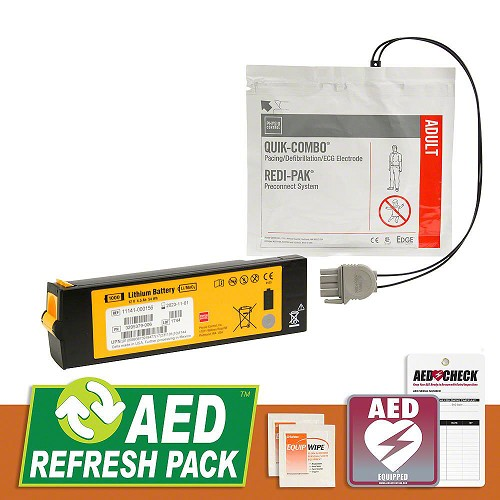 Physio-Control LIFEPAK 1000 AED Refresh Pack
